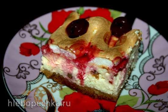 Песочный пирог от Яноша Ракоци