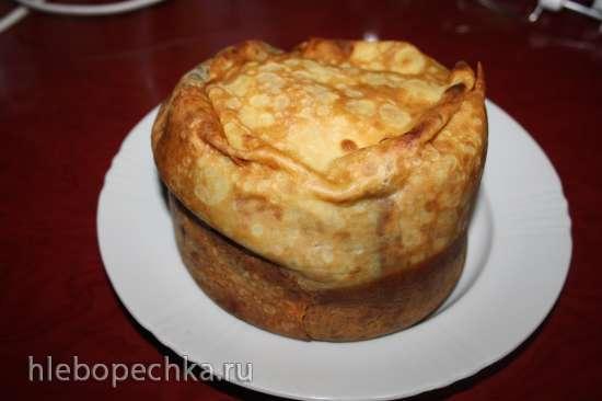 Блинный пирог «Мечта»