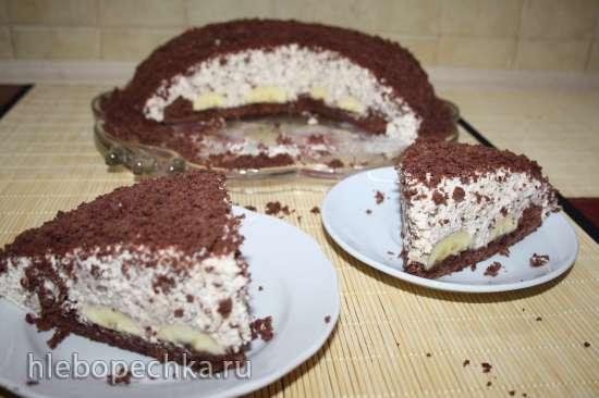 Торт «Маульвурфторте» (Maulwurftorte)