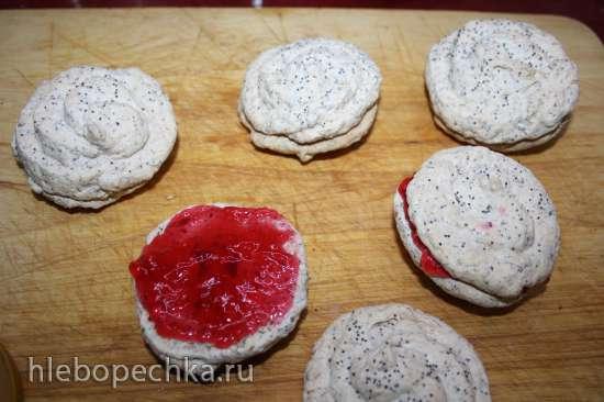 Печенье Mohnbusserl