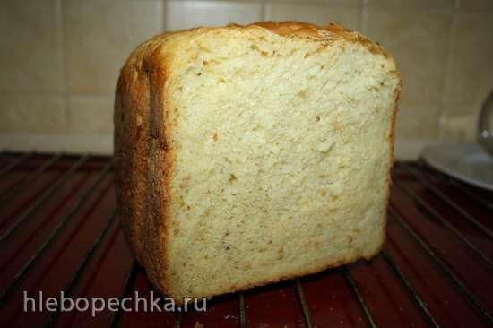 Пшенично-кукурузный хлеб с французской горчицей