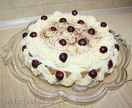 Дорнфелдерский вишневый пирог (Dornfelder Kirschkuchen)