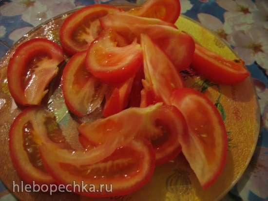 Салат из киви