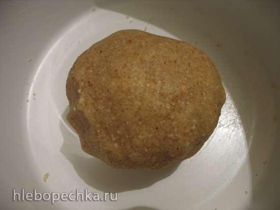 Постное миндальное печенье