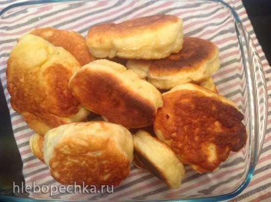 Рецепт оладьев из кабачков без муки