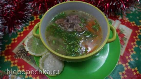 Суп Похмелка