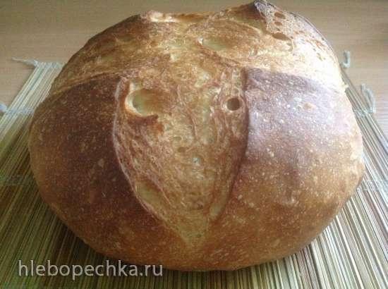 Польская булка в духовке