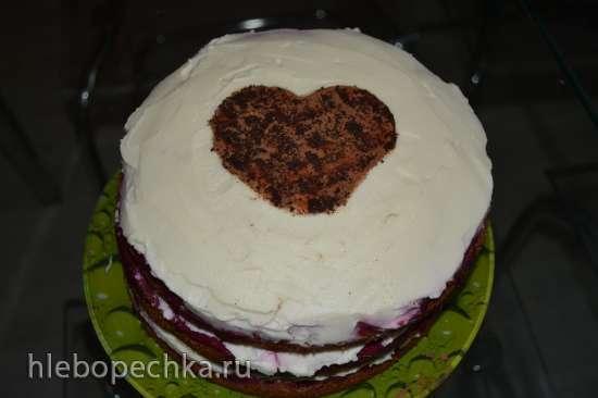 Торт «Красный бархат» (Red Velvet)