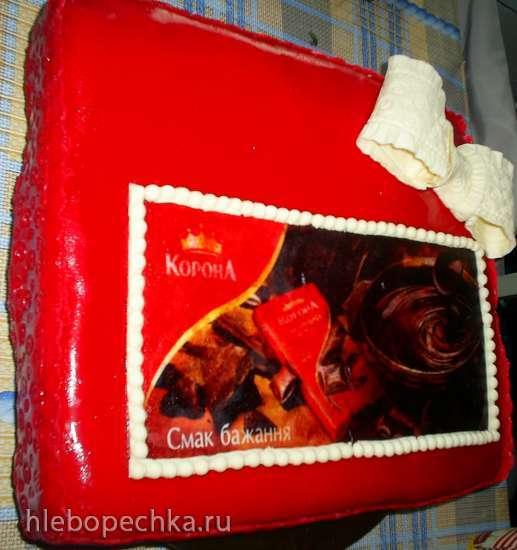 Вафельные картинки, мастика, декор-гель (СП, Днепропетровск)