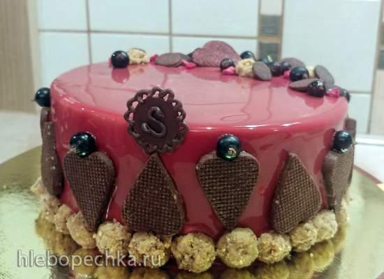Урок 2018.06.18-07.01: Торт Ревнивый шоколад 2