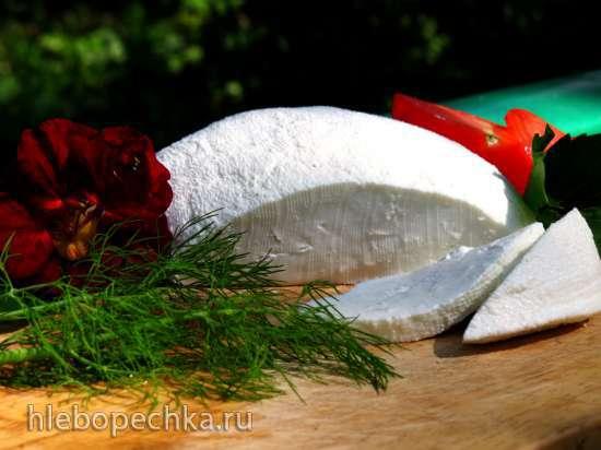 Еще 2 варианта домашнего сыра