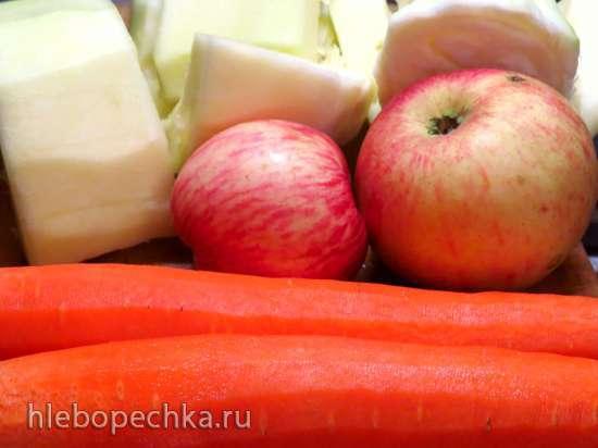 Овощной джем Полезная вкуснятина