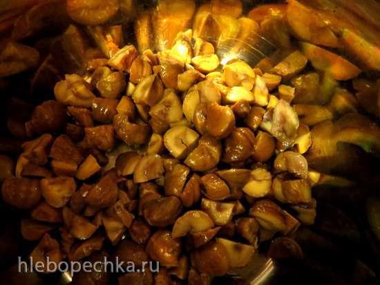 Суп из каштанов Kastaniensuppe (Steba DD1 и DD2)