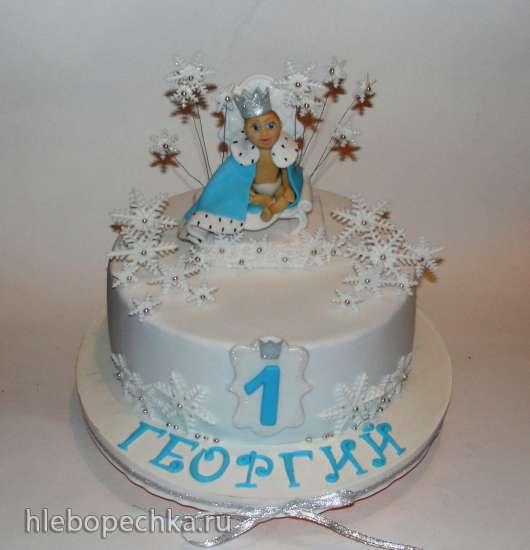 Новогодние и Рождественские торты