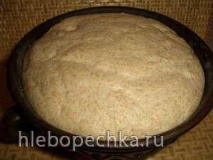Хлеб пшеничный Остаточки (духовка)
