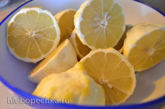 Лимоны для замораживания