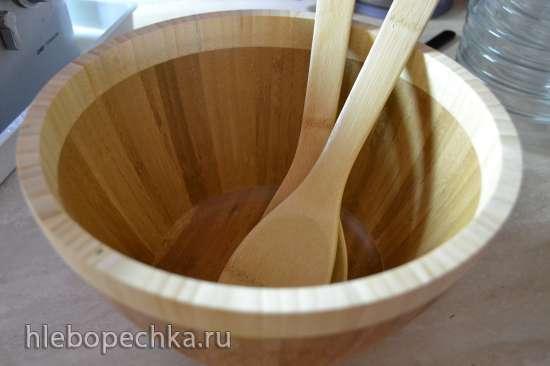 Дежа (кадка, квашня) для расстойки теста