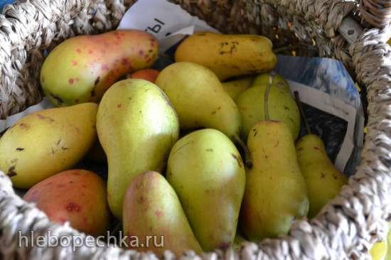 Сладкие груши «candied fruits (glace fruits)»