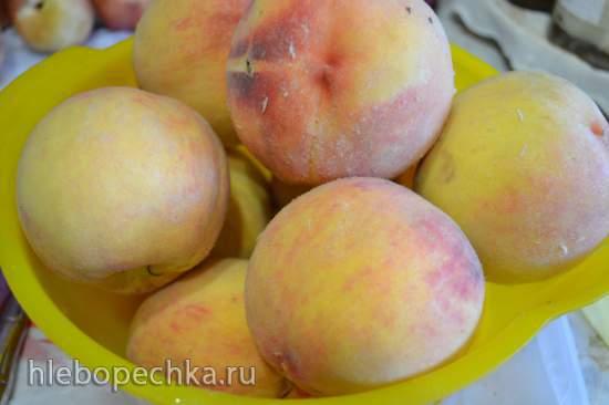 Персики и нектарины для замораживания