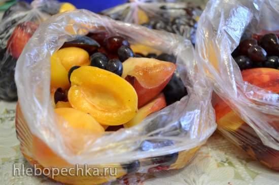 Фруктово-ягодная смесь для компота, киселя, смузи (для замораживания)
