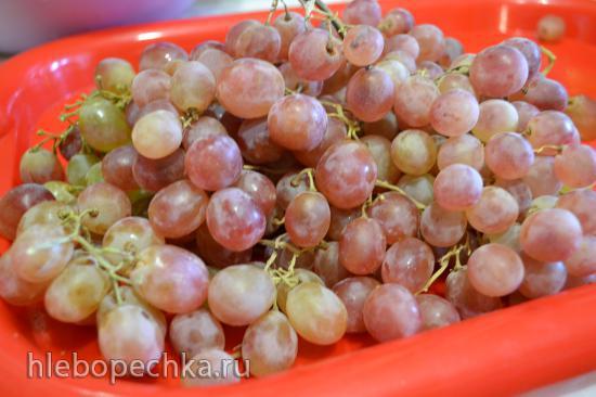 Джем из винограда без сахара (для вегетарианцев и веганов)