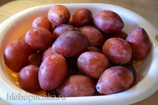 Чернослив пряный, столовый «candied fruits (glace fruits)», с розмарином, тимьяном