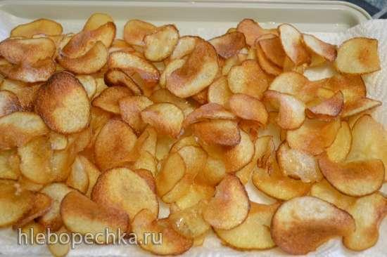 """Чипсы """"Хрустящий картофель"""""""