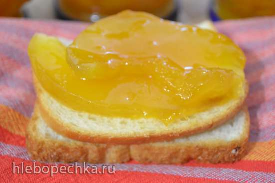 Варенье Манговые язычки из замороженных манго