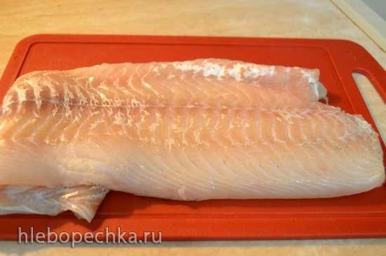 Огурджалинские манты «Балык бёрек» с рыбой