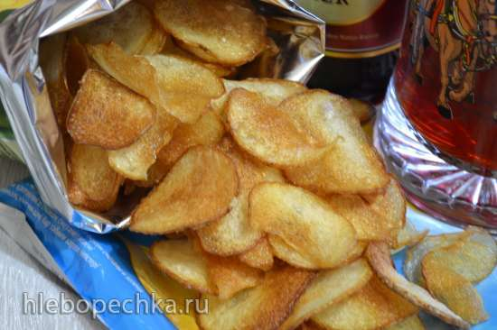 Чипсы Хрустящий картофель