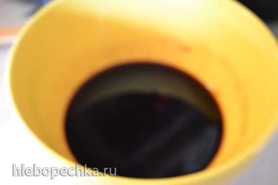 Мясо томленое, под кисло-сладкой винной подливой в скороварке Oursson MP5005