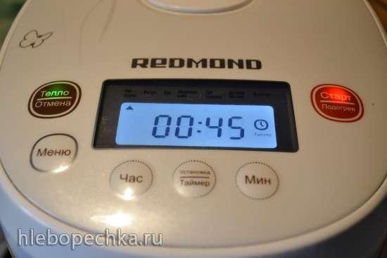 Каша гречневая, классическая, рассыпчатая (мультиварка Redmond RMC-01)