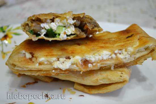 Экспресс завтраки и перекусы «Румяные лавашики»