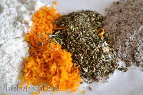 Кулинарная цитрусово-розмариновая соль