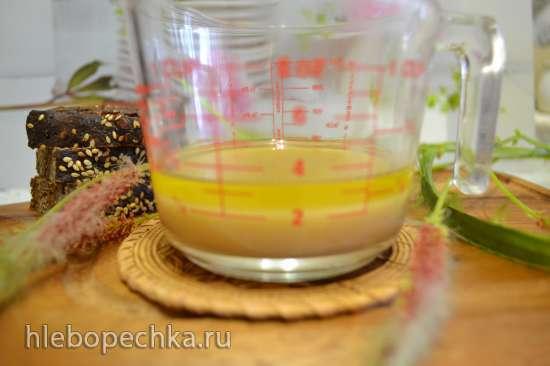 Масло из кедрового ореха домашнего отжима на маслопрессе