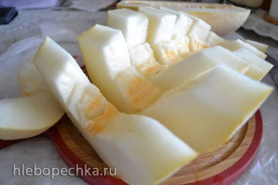 Дыня для морозилки (заморозка)