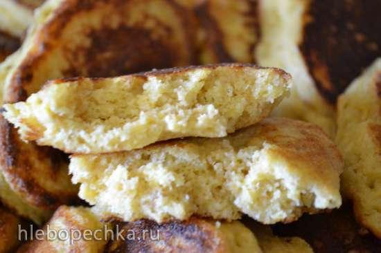 Безглютеновый безкрахмальный хлеб