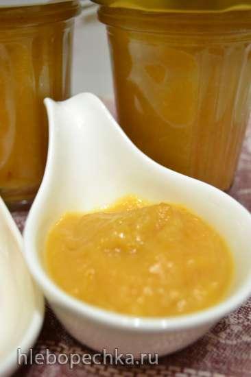 Соус сливовый с хреном (на каждый день и заготовки)
