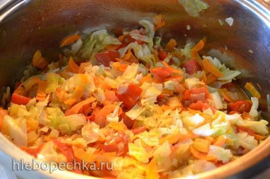 Щи из свежей капусты (восстановленные из замороженной заготовки)