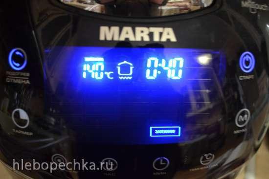 Что умеет мультиварка Marta MT-1989 (мои кулинарные эксперименты)