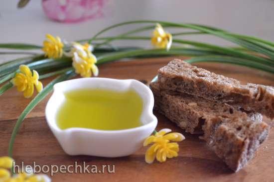Масло конопляное, отжатое в домашнем маслопрессе
