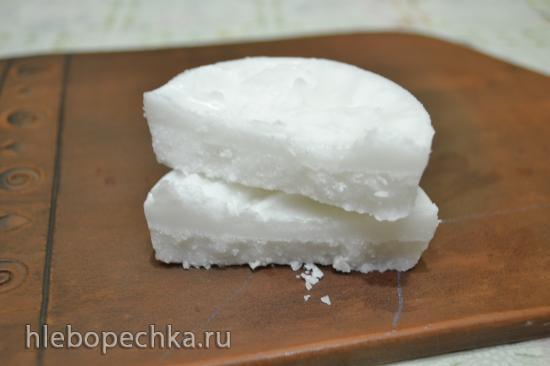 Кокосовое масло холодного отжима из кокосовой стружки