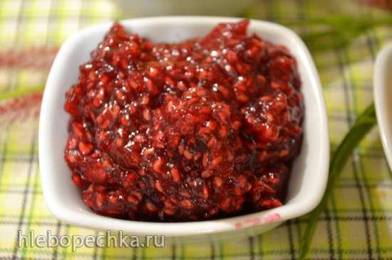 Экспресс джемы на сковороде «на свой вкус»