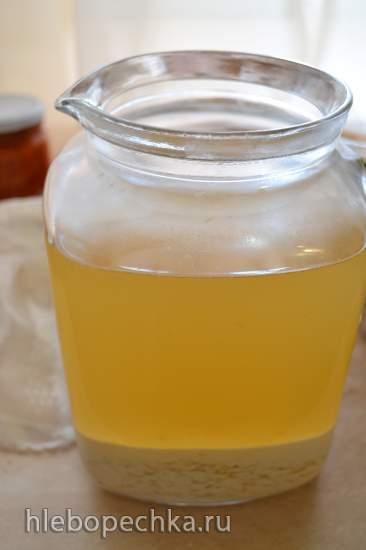 Квас, кисель овсяный на основе закваски «имунно» БакЗдрав