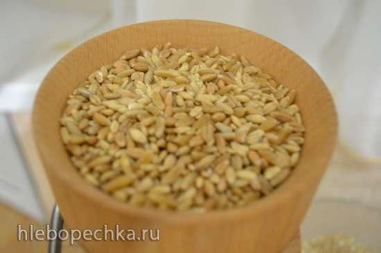 Плющенное зерно (крупа) домашнего приготовления и каши из него