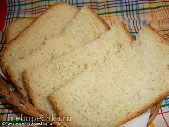 Hitachi HB-E303. Белый хлеб