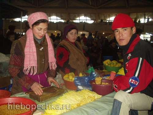 Плов – «а-ля-Плов узбекский»