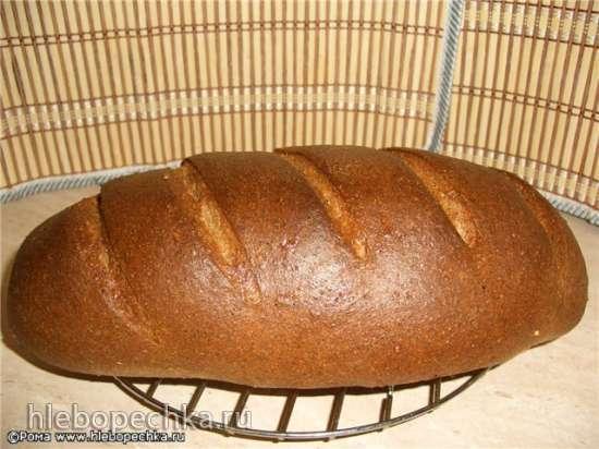 Хлеб пшеничный цельнозерновой с отрубями