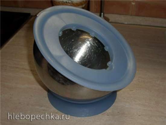 Сливочное масло из топленых сливок (домашнее)