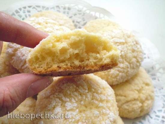 """Печенье """"Лимонные трещинки"""""""
